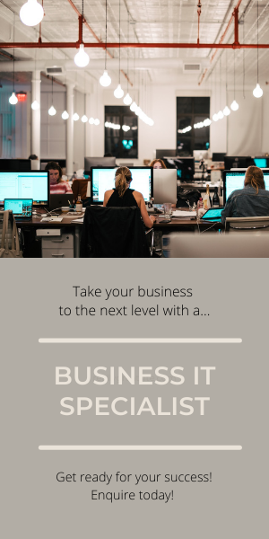 Business IT Specialist For Success